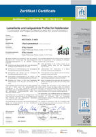 IFT certificate